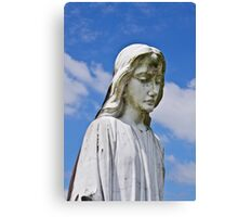 Mother Mary II Canvas Print