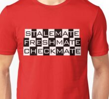 Checkmate, Funny Unisex T-Shirt