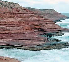 Pot Alley, Kalbarri, WA by Adrian Paul