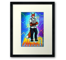 Greetings Mr. Farroway Framed Print