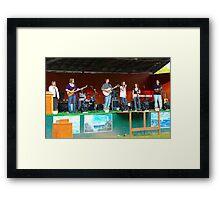 The Daae Family Band Framed Print