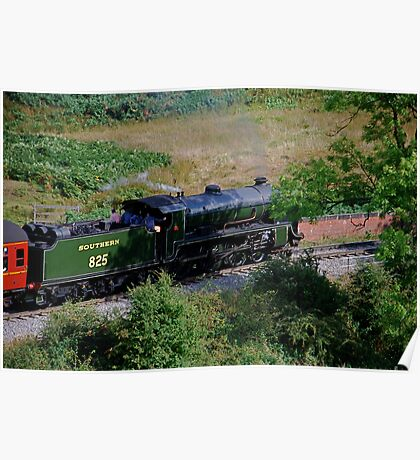 The North York Moors Railway Poster
