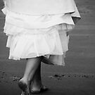 walking into her new life... one filled with love by Jenny Miller
