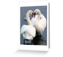 The Look of Love Greeting Card