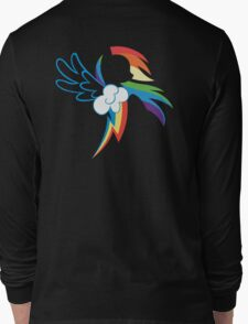 The Dash mark Long Sleeve T-Shirt