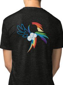 The Dash mark Tri-blend T-Shirt