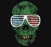 Zombie in 3D! by Scott Simpson