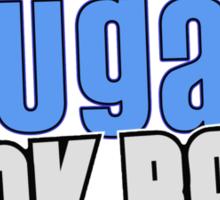 SEX & SUGAR & ROCK BAND Sticker