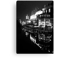 AM COMEING TO SEE MY DREAM Canvas Print