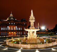 Doulton Fountain by Katie Grainger