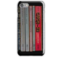 Catch 22-Catcher in The Rye-Steppenwolf..... iPhone Case iPhone Case/Skin