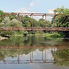 My bridge... by tom j deters