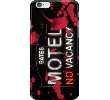 Bloody Bates Motel - iPhone Case iPhone Case/Skin