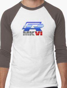 VW R MK6 Icon Men's Baseball ¾ T-Shirt
