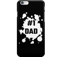 Number One Dad iPhone Case/Skin
