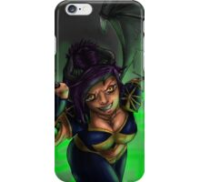 The Power of the Darkness iPhone Case/Skin