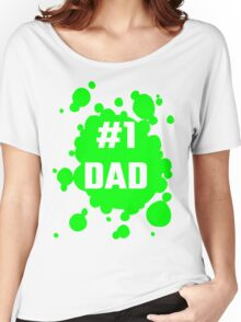 Number One Dad Women's Relaxed Fit T-Shirt
