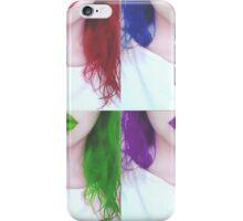 Punk Pop Art iPhone Case/Skin