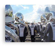 Penn State Blue Band Metal Print