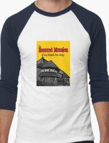 The Haunted Mansion of Long Branch NJ Men's Baseball ¾ T-Shirt