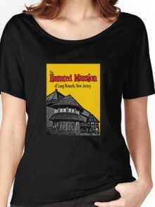 The Haunted Mansion of Long Branch NJ Women's Relaxed Fit T-Shirt