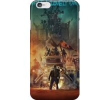 Mad Max Fury Road 2015 iPhone Case/Skin