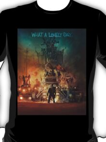Mad Max Fury Road 2015 T-Shirt