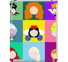 Disney Icons iPad Case/Skin