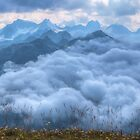 Above the Clouds by Susan Dost