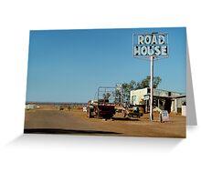 Oodnadatta,Outback Australia Greeting Card
