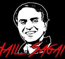 Hail Sagan by WFLAtheism