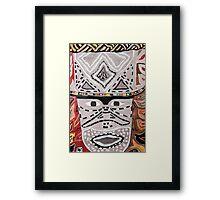 Shamanic Ritual Framed Print