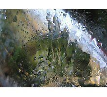 Turbulent Photographic Print