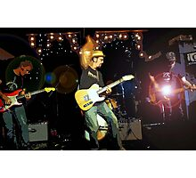 The Bottle Rockets Photographic Print