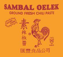 Sambal Oelek by crippledvulture