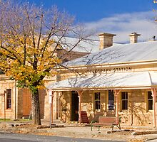 Telegraph Station at Beechworth by Elana Bailey