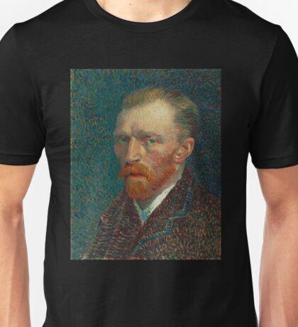 Vincent Van Gogh self portait Unisex T-Shirt