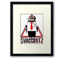 $waggBotz Framed Print