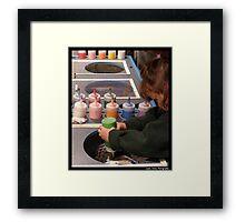 Blue Hill Fair 10 Framed Print