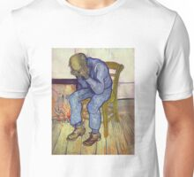 Vincent Van Gogh at eternity's gate  Unisex T-Shirt