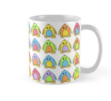 Rainbow Penguins Mug