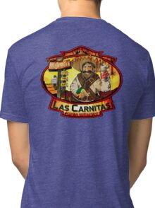 Las Carnitas Tri-blend T-Shirt