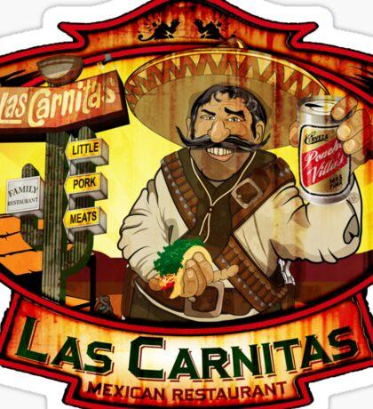 Las Carnitas Sticker
