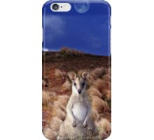 Winds of a Blue Moon iPhone Case/Skin