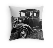 1930 Ford Pick-Up Throw Pillow