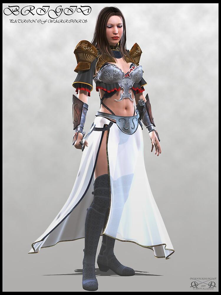 Patron of Warriors by ascavilya
