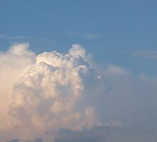 Large White Cumulus by solena432