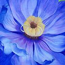 A Study  in Blue by Marsha Free