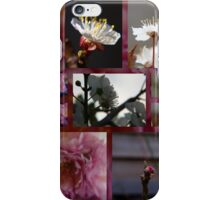 the short life of blossoms iPhone Case/Skin