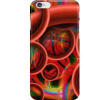 Abstract Circles 1 iPhone Case/Skin